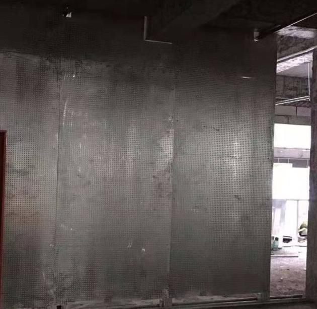 防爆墙板施工